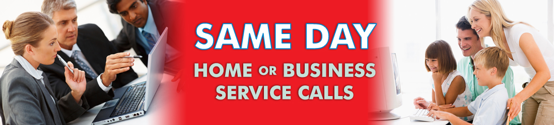Same Day Home and Business Service