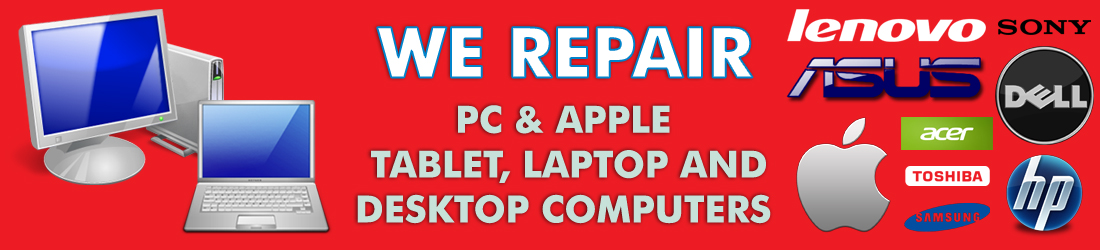 Desktop & Laptop Computer Repair